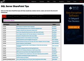 Mssharepointtips.com