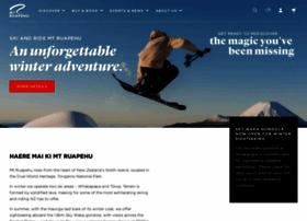 mtruapehu.com