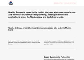 muellereurope.com
