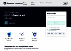 multiforos.es