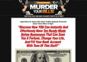 murderyourbills.com