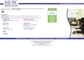 muscls.musc.edu