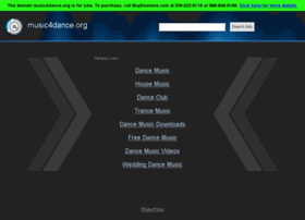 music4dance.org