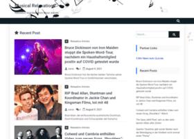 musicalrelaxation.com