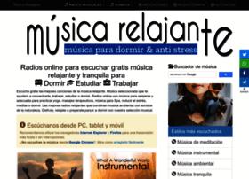 musicarelajante.es