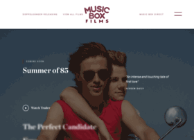 musicboxfilms.com