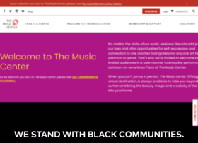 musiccenter.org