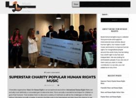 musicforhumanrights.org