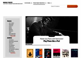 musicforte.com