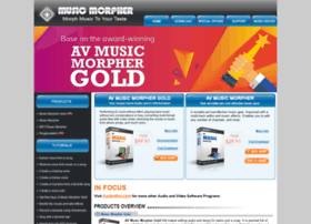 musicmorpher.com