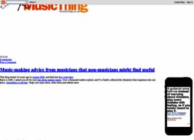 musicthing.blogspot.com