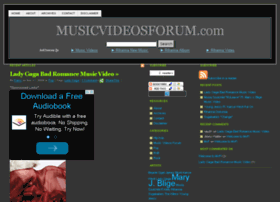 musicvideosforum.com