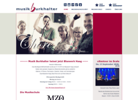 Musikburkhalter.ch