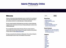 muslimphilosophy.com