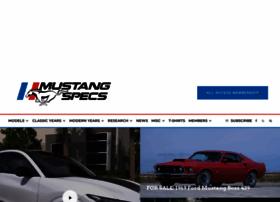 mustangheaven.com