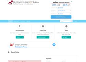 Mutualfundsnavindia.com
