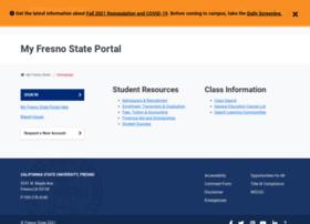 my.csufresno.edu