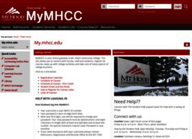 my.mhcc.edu