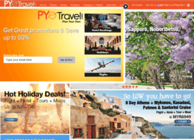 my.pyotravel.com