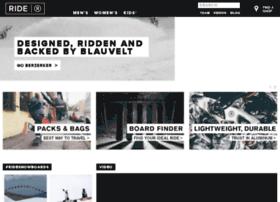 my.ridesnowboards.com