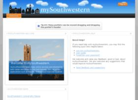 my.southwestern.edu
