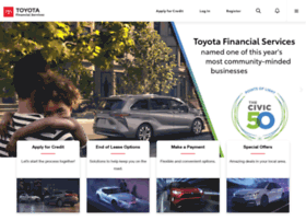 my.toyotafinancial.com