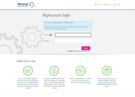Myaccount.westnet.com.au