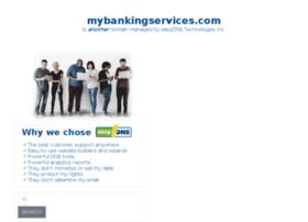 mybankingservices.com