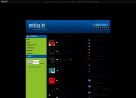myblog.de