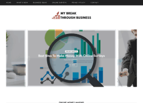 mybreakthroughbusiness.com