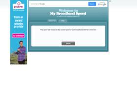 mybroadbandspeed.co.uk