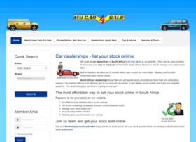 mycar4sale.co.za