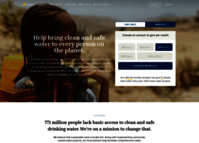 mycharitywater.org