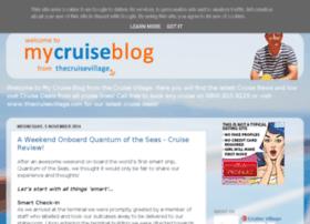 mycruiseblog.co.uk