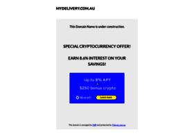 mydelivery.com.au