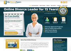 Mydivorcepapers.com
