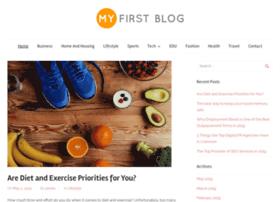 myfirstblog.org