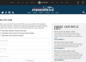 Myfishingaccount.com