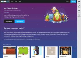 mygamebuilder.com