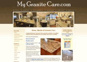 mygranitecare.com