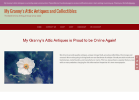 mygrannysatticantiques.com