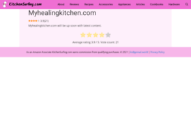 myhealingkitchen.com