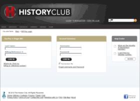Myhistoryaccount.com