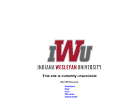 Myiwu.indwes.edu
