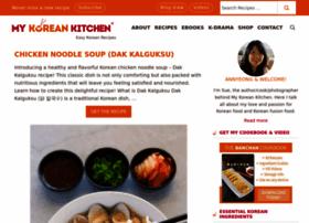 mykoreankitchen.com