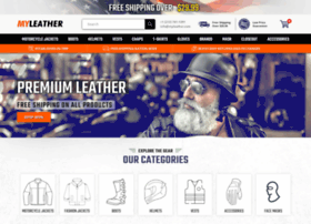myleather.com
