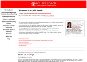 mylifecoach.com