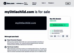 mylittlechild.com