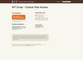 Mymail.rit.edu