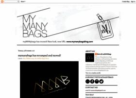 mymanybags.blogspot.com